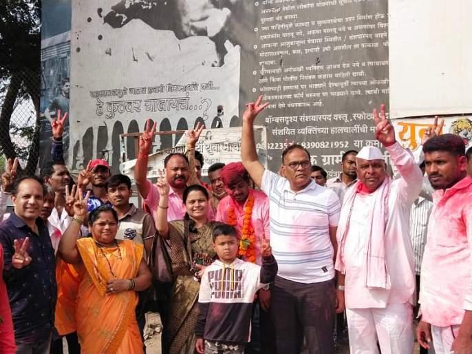 Taharabad will be the rope for power   ताहाराबादला सत्तेसाठी रंगणार रस्सीखेच