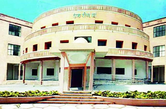 Fifth 'Mahilaraj' in Mini Ministry | मिनीमंत्रालयात पाचव्यांदा 'महिलाराज'