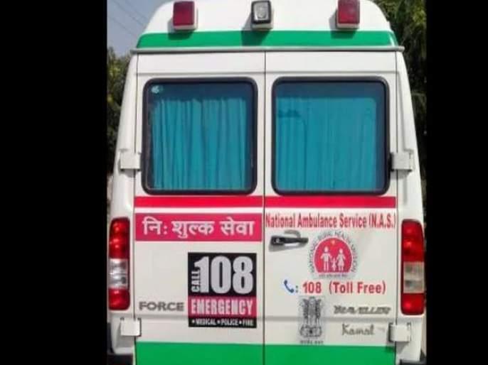 The ambulances turned to the meeting of Modi, the fierce anger of the relatives in nashik   मोदींच्या सभेसाठी रुग्णवाहिका वळवली, नातेवाईकांचा तीव्र संताप
