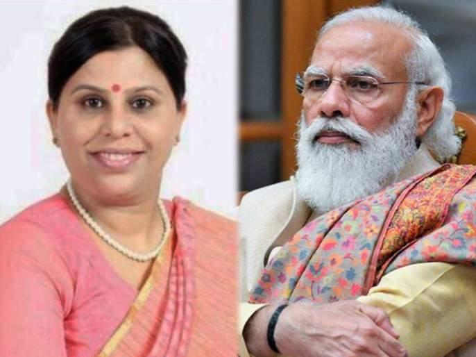 "Corona You was told to stay at home, so why didn't you obey? BJP spokesperson angry on Narendra Modi | Video: ""घरात राहायला सांगत होता मग तुम्ही का पाळलं नाही?"" भाजपा प्रवक्त्या नरेंद्र मोदींवर संतापल्या"