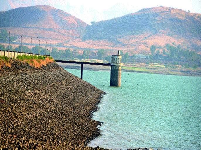 19 percent of the reserves in reservoirs | धरणांमध्ये अवघा १९ टक्के साठा