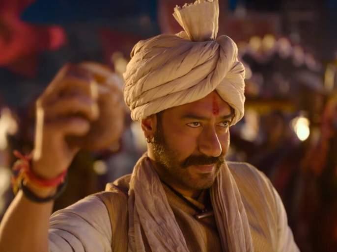 Box Office: Akshay and Salman's records broken by Tanhaji's bust opening on the third day | 'तान्हाजी' ब्लॉकबस्टर, मोडला या 6 चित्रपटांचा रेकॉर्ड