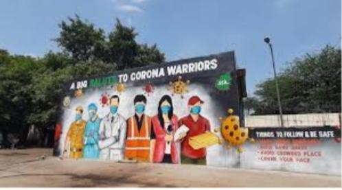 The Supreme Court took cognizance of the letter sent regarding the dead Corona Warrior | मृत कोरोना योध्या संदर्भात पाठविलेल्या पत्राची सर्वोच्च न्यायालयाने घेतली दखल