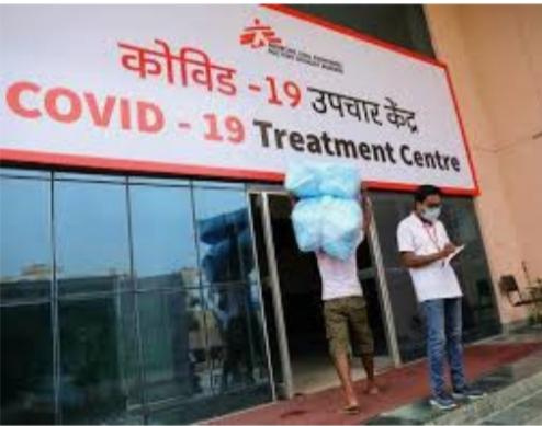 Consolation; 66 Kovid Care Centers closed in Solapur district; Consequences of patient reduction   दिलासा; सोलापूर जिल्ह्यातील ६६ कोविड केअर सेंटर बंद;रुग्ण कमी झाल्याचा परिणाम