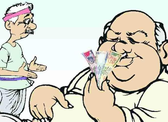 The moneylender in the alleys is on the radar of 'Khaki'; The life of the behind-the-scenes 'financier' is down! | गल्लीबोळातले सावकार 'खाकी'च्या रडारवर; पडद्यामागच्या 'फायनान्सर'चा जीव खालीवर !