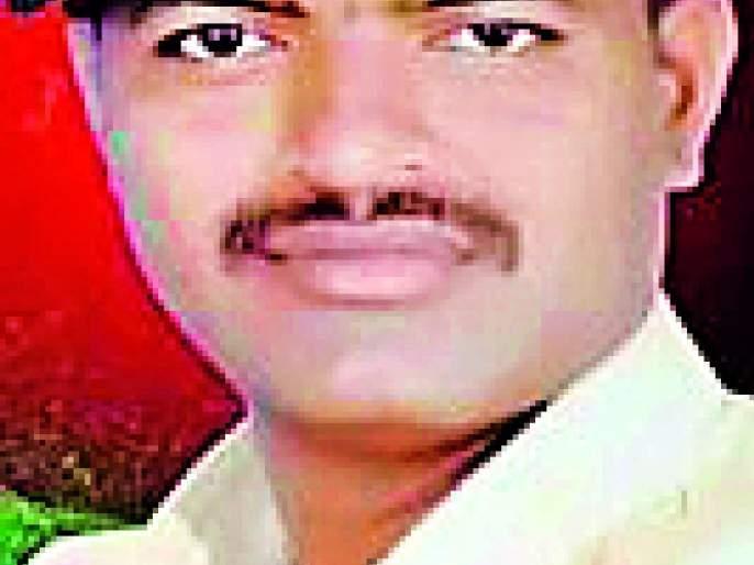Newly-married policeman dies in accident; Wife injured | नवविवाहित पोलिसाचा अपघातात मृत्यू; पत्नी जखमी