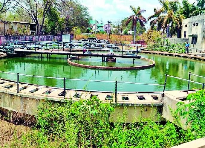 Bhandara's water purification system is out of date   भंडाराची जलशुद्धीकरण यंत्रणा कालबाह्य