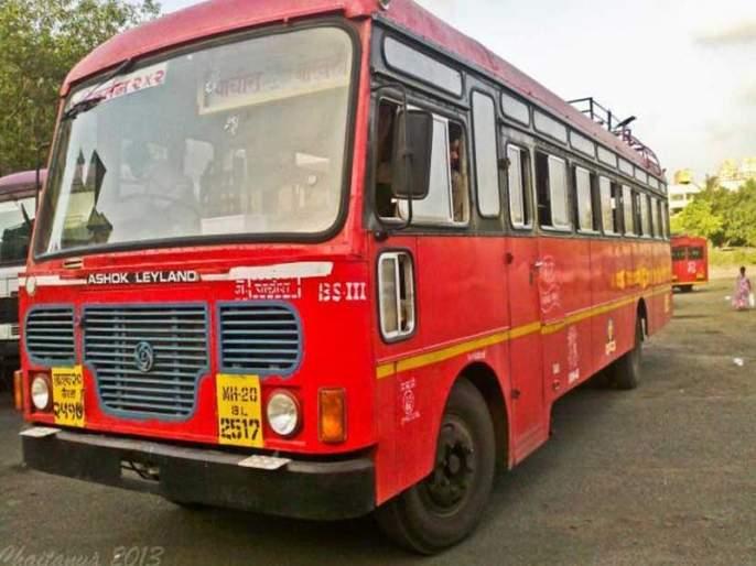 Problems with Dhule bus station should be resolved   धुळे बसस्थानकातील समस्या सोडवाव्यात