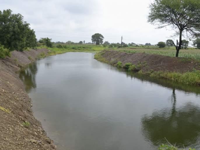 Demand for fixation of Palkhed canal for Rabi season | रब्बी हंगामासाठी पालखेड कालव्याचे आवर्तन निश्चित करण्याची मागणी
