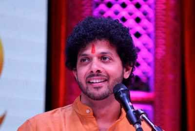 Without music no good happiness is not something else: Mahesh Kale | पुण्यात सादरीकरणाचा अद्वितीय आनंद : महेश काळे