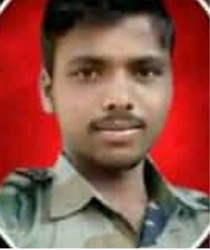 Bharveer Jawan Arjun Walunj passes away   भरवीरचे जवान अर्जुन वाळुंज यांचे निधन