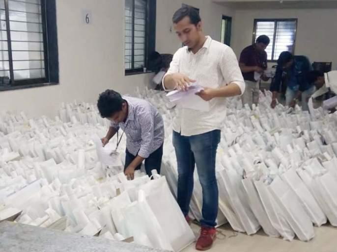 Admin ready to vote in open environment | मुक्त वातावरणात मतदानासाठी प्रशासन सज्ज