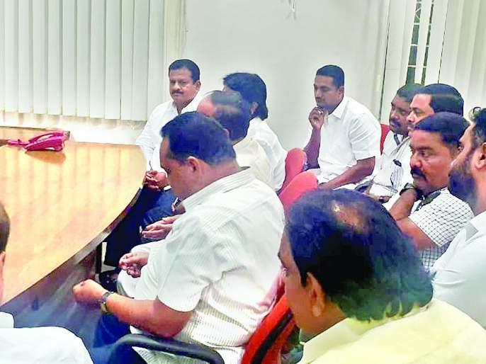 Madanabhau group moved for Sangli assembly | सांगली विधानसभेसाठी मदनभाऊ गट सरसावला