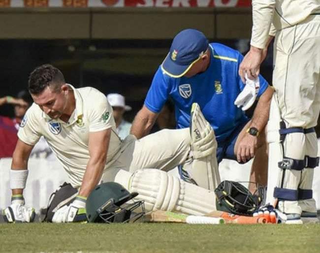 India vs South Africa, 3rd Test: South Africa's 12th player to bat now | India vs South Africa, 3rd Test : दक्षिण आफ्रिकेचा बारावा खेळाडू करणार आता फलंदाजी