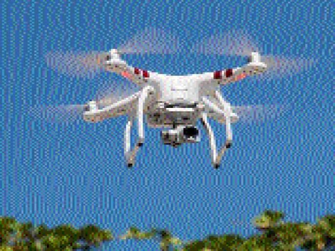 Each Gauthana drone will be calculated by camera | प्रत्येक गावठाणाची ड्रोन कॅमेऱ्याव्दारे होणार मोजणी