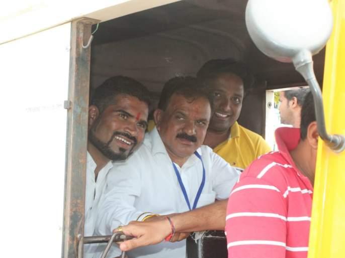 'Meepa Anna' is an octogenarian circle | Maharashtra Election 2019: ना वलय, ना राजकीय वारसा; 'मी पण अण्णा'ने दिला दिग्गजांना धक्का