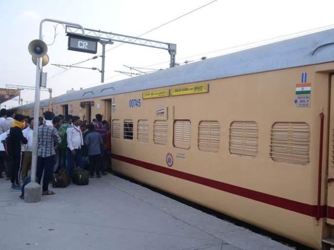 Amba Express has a place in 600 trains across the country   अंबा एक्स्प्रेसला देशभरातील ६०० गाड्यांत स्थान