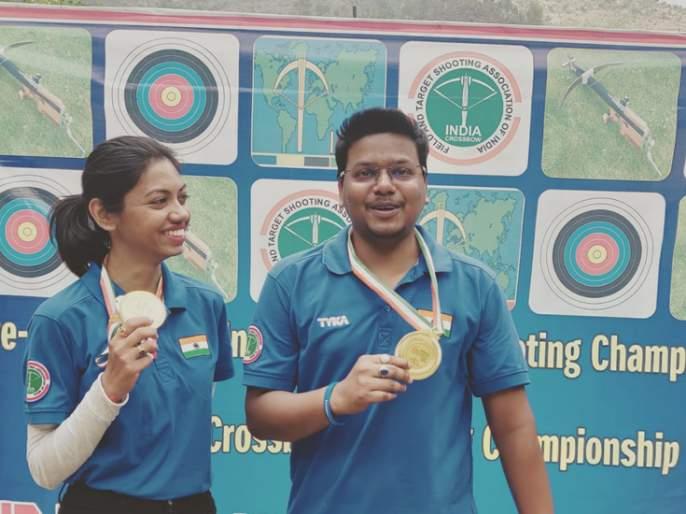 Sanjana Jaiswal Gold Medal | संजना जयस्वालला सुवर्णपदक