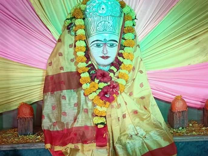Awakened Devasthan Bhavani Mata at Gonde Dumala | गोंदे दुमाला येथील जागृत देवस्थान भवानी माता