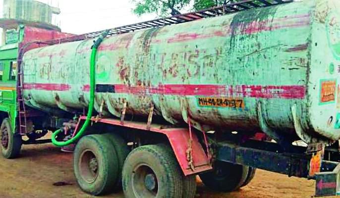Water scarcity in remote villages of the district | जिल्ह्याच्या दुर्गम भागातील गावांना पाणीटंचाईची झळ