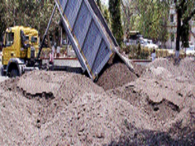 Sand will be liable in case of 'rate card' | वाळू 'रेट कार्ड' प्रकरणात घेतले जाणार जबाब -पोद्दार