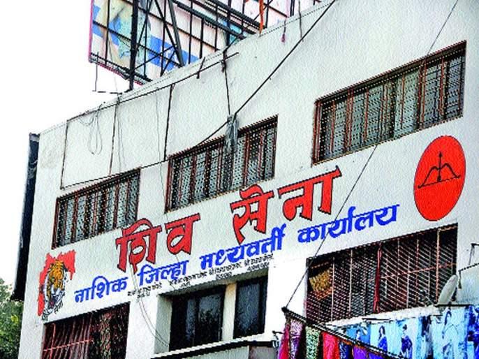 Nashik opens doors of power to Shiv Sena | शिवसेनेची सत्तेची दारे नाशिकने उघडली