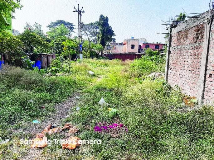 Panditnagar Vegetable Market Os   पंडितनगर भाजीमार्केट ओस