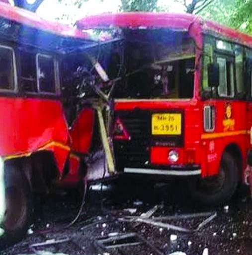 81 ST accidents during the year; Status of Nagpur Division | वर्षभरात एसटीचे ८१ अपघात ; नागपूर विभागातील स्थिती