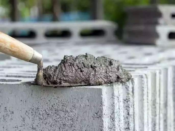 Cement prices on high, customers and builders in trouble | सिमेंटची दरवाढ, ग्राहक व बिल्डर्सला फटका