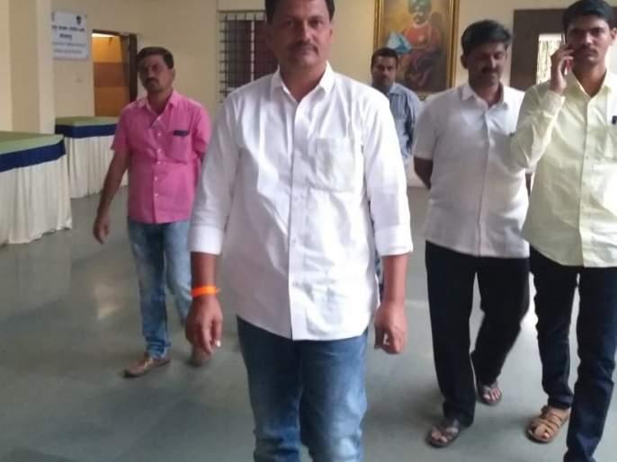 Abitkar inquired about explosives in Karnataka | Maharashtra Election 2019: कर्नाटकातील स्फोटकांच्या आडून बदनामीचे षड्यंत्र- प्रकाश आबिटकर