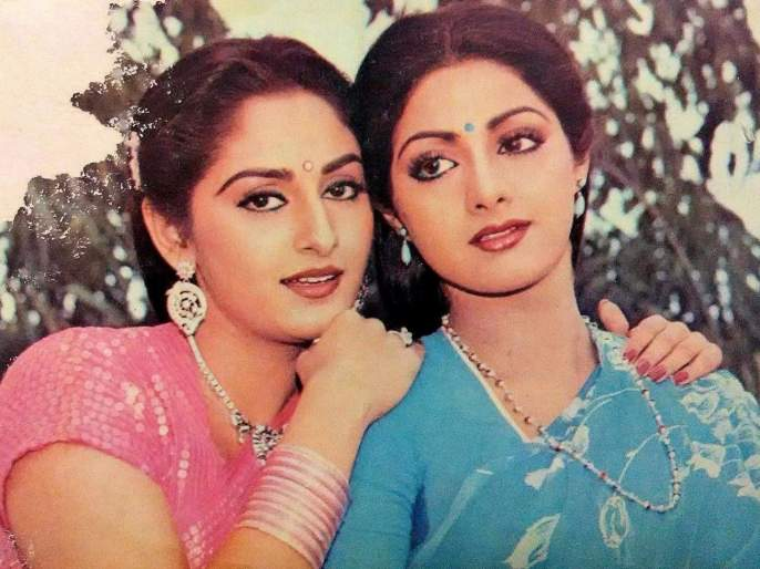 Indian Idol 12: Jaya Prada Regrets Not Talking to Sridevi Despite Being Locked Inside Makeup Room | Indian Idol 12 : जया प्रदा यांना श्रीदेवीशी धरलेल्या अबोल्याची वाटते खंत, सांगितला सेटवरील किस्सा