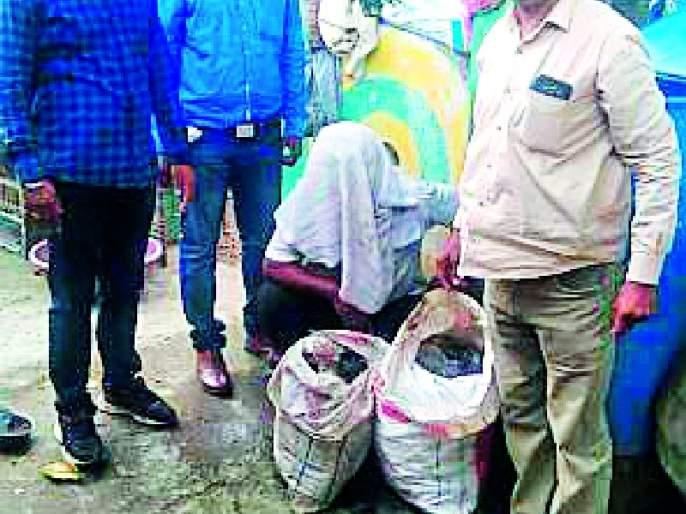Fake liquor caught in 'MP' | 'एमपी'तील बनावट दारू पकडली