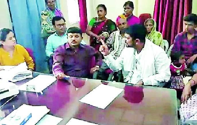 Take action against guilty doctors   दोषी डॉक्टरांवर कारवाई करा