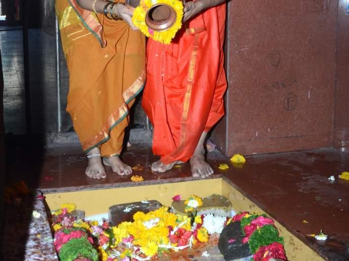 Start of Natha Shushthi at Paithan | पैठण येथे नाथषष्ठी सोहळ्यास प्रारंभ