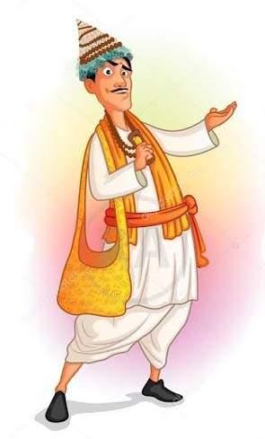 Vidhan sabha 2019 alas vasudev .. | Vidhan sabha 2019 : आला वासुदेव..