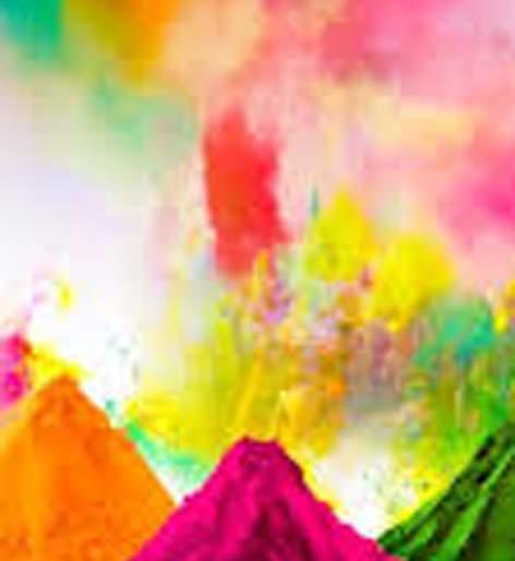 Parbhani: Dhulevandan celebrated with eco-friendly colors | परभणी:पर्यावरणपूरक रंगांनी साजरे केले धुलीवंदन
