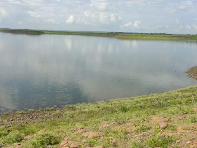 Parbhani: 5 percent rainfall deficit | परभणी : २० टक्के पावसाची तूट