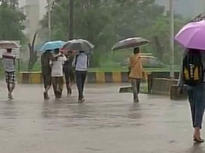 nashik,the,rainy,season,continues,in,the,district | जिल्ह्यात लहरी पावसाचा खेळ सुरूच