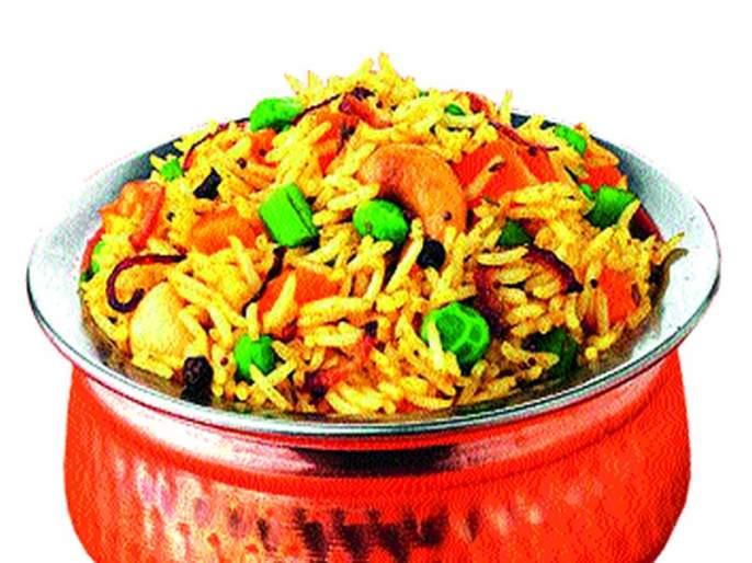 Delivery rates for khakari and deli for biryani | खिचडीसाठी साधा तर बिर्याणीसाठी डिलक्स दर