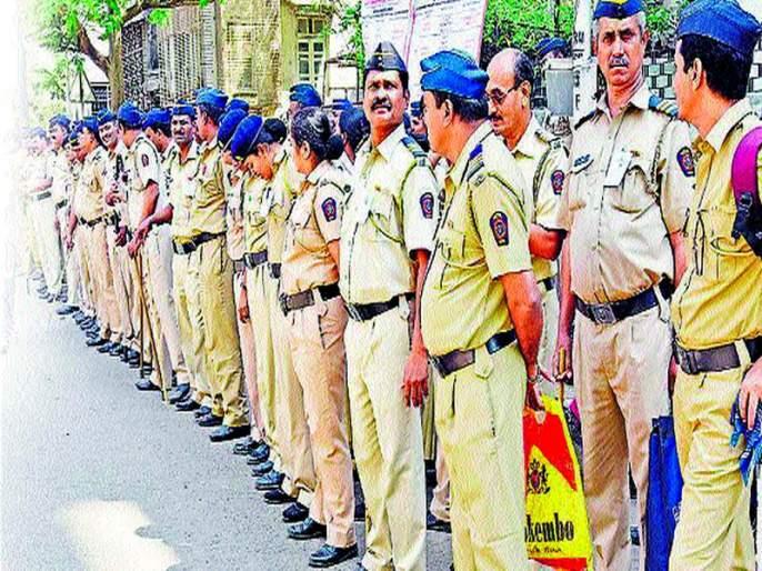 ... now the 'Police Election' of the city police | ...आता शहर पोलिसांचे 'मिशन इलेक्शन'