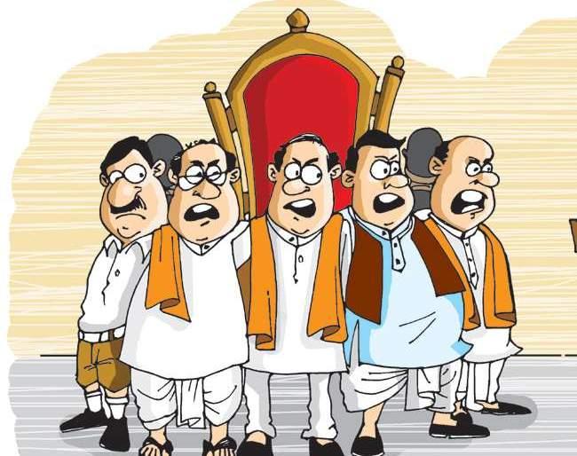 Development works in Baglan; The influence of BJP's charisma | बागलाणमधील विकासकामे; भाजपच्या प्रभावाचा करिष्मा