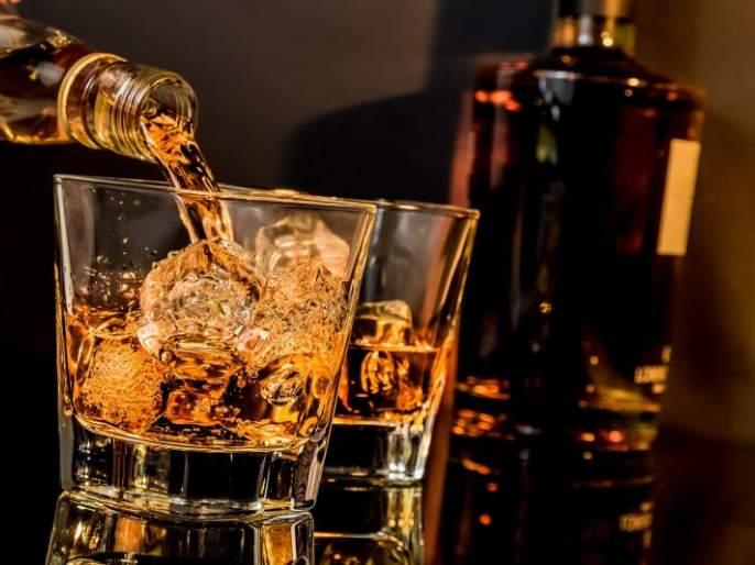 Alcohol sales from evening of counting day | मतमोजणी दिवशी सायंकाळपासून दारू विक्री