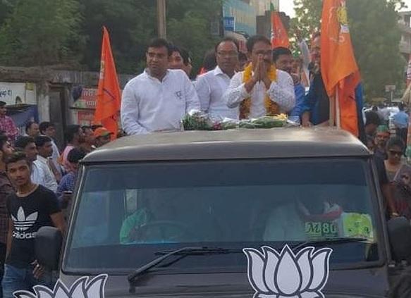 Bhandara- GondiyaLok Sabha Election 2019 live result & winner: Sunil Mendhe | भंडारा-गोंदिया लोकसभा निवडणूक निकाल २०१९; सुनील मेंढे यांचा विक्रमी मतांनी विजय