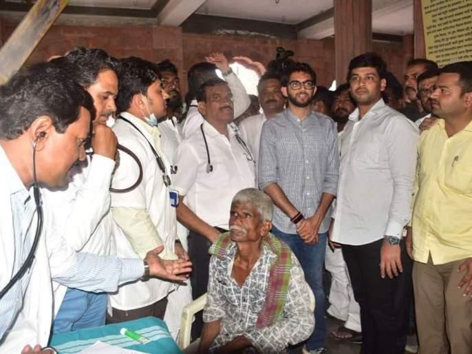 3 doctors from Thane to Kolhapur, Sangli Patient Services | ठाण्यातील १०० डॉक्टरांची कोल्हापूर, सांगलीत रुग्णसेवा