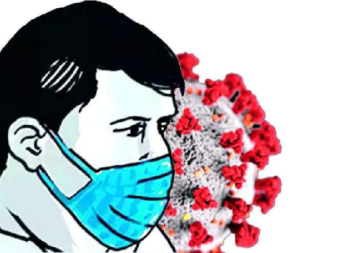 152 coronaviruses in 50 days   ५० दिवसांत १५२ कोरोनाग्रस्त