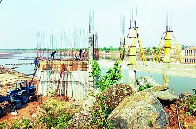 Work on water supply scheme of Rs. 3 crore is in progress | ४७ कोटींच्या पाणीपुरवठा योजनेची कामे प्रगतीपथावर