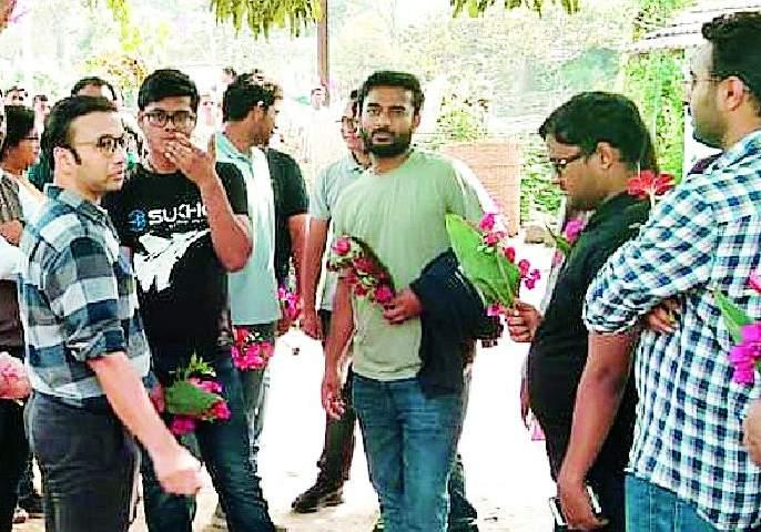 Interview with 18 IAS trainees | १८ आयएएस प्रशिक्षणार्थ्यांची भेट