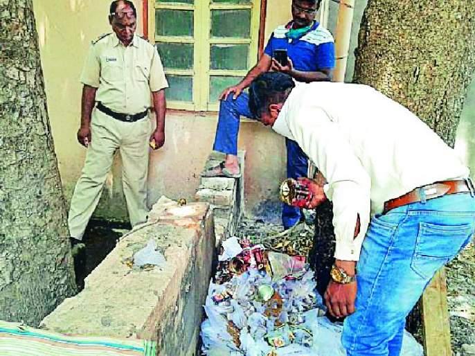 17 Punitive action against tobacco and kharra sellers   १७ तंबाखू व खर्रा विक्रेत्यांवर दंडात्मक कारवाई