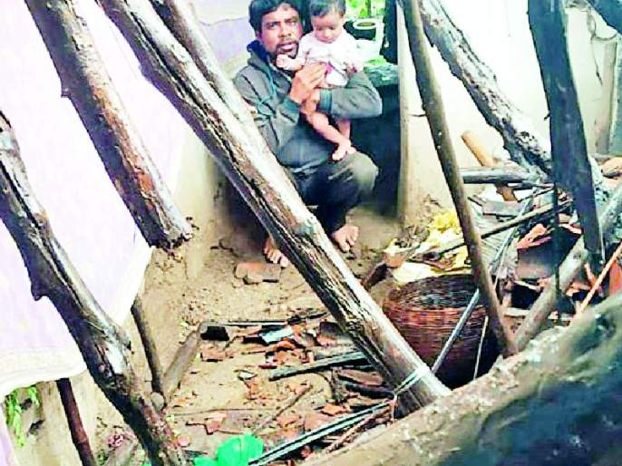 Unpleasant incidents of loss in the district | जिल्ह्यात नुकसानीच्या २९६ अप्रिय घटना