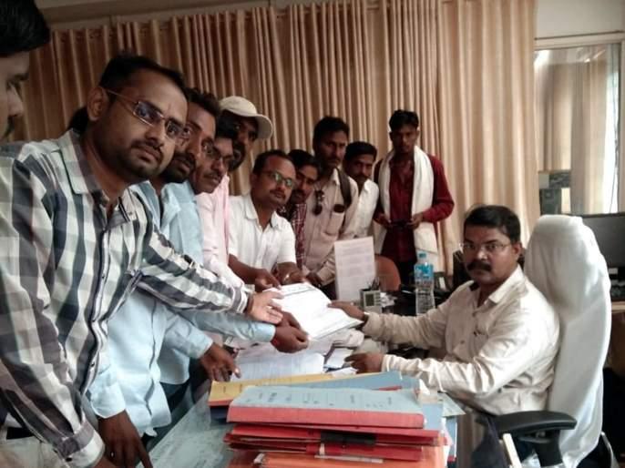 Prohibition movement in Hingoli district | हिंगोली जिल्हाभरात कामबंद आंदोलन